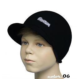 Čepice SOFTSHELL-černá